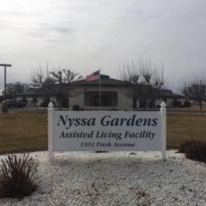 Nyssa Gardens Pic